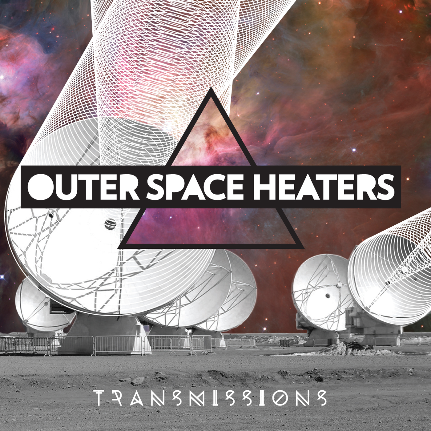 Outer space heaters desolate surf for Outer space studios